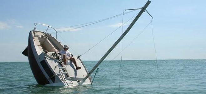 Barca che affonda - 3 ragioni per le quali il tuo curriculum non è forte come credi